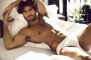 Juan Betancourt najseksowniejszy model?