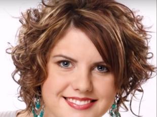 Fajne fryzury dla okrągłych twarzy