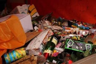 Wyrzucamy tony jedzenia na śmietnik