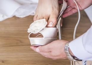Fetyszyści kochają stopy