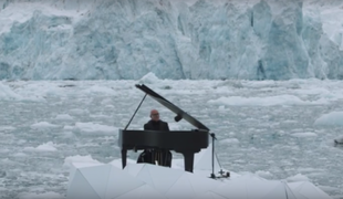 "Ludovico Einaudi - ""Elegy for the Arctic"""