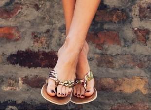 Jak mieć piękne stopy latem?