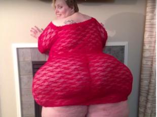 Ona nie chce schudnąć...