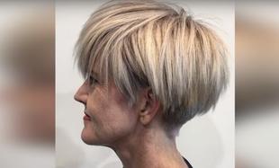 Stylowe fryzury dla dojrzałych kobiet