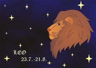 Lew - dumny znak Zodiaku