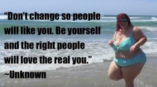 Bądź prawdziwa i nie zmieniaj się dla innych!