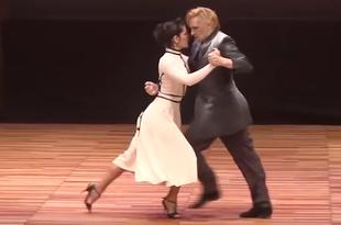 Jak mistrzowie świata tańczą tango?