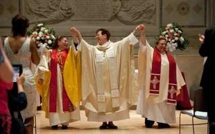 Rzymskokatolickie kobiety - księża