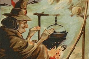 Czarownice - prekursorki ziołolecznictwa
