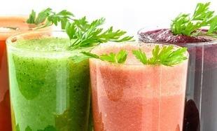 Oczyszczająca dieta z soków - chudnij do 3 kg dziennie!