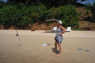 Dziennik z podróży do Afryki - Sabine, kobieta, która zmieniła swoje życie