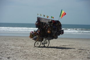Dziennik z podróży po Afryce - witajcie w Senegalu!