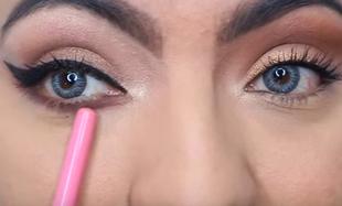 Makijaż dla kobiet z opadającymi powiekami