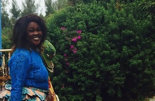 Dziennik z podróży po Afryce - moja siostra Sofia