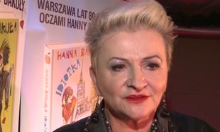 Hanna Bakuła: Nie wiem, co trzeba mieć w głowie, żeby interesować się żoną piłkarza