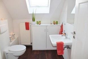 Łazienka bez kamienia - sprawdź domowy przepis!