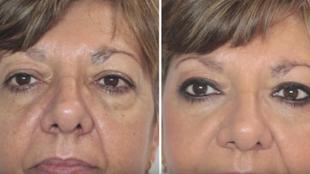 Makijaż dla kobiet 45 plus