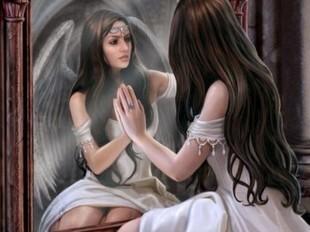 Podróż na drugą stronę lustra, czyli spotkania nie z tego świata...