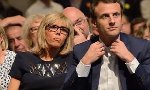 Krzysztof Gojdź: Widać, że Brigitte Macron jest po liftingu i botoksie. Ale nie przegina z zabiegami