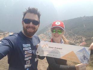 Everest dla osób z rzadką chorobą Pompego