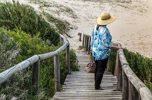 Jak ciężko znosisz menopauzę? - zrób sobie test!
