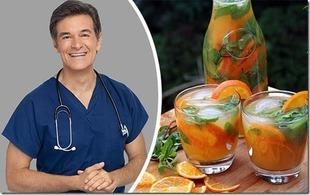 Cudowny napój doktora Oz'a - schudnij 10 kilo w 15 dni