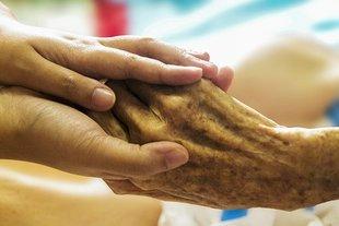 Umieranie nieuleczalnie chorych to powolny proces