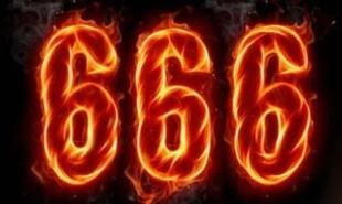 666 - znak diabła. A może diabeł jest bardziej ludzki?