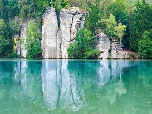 Raj na ziemi, a nawet dwa - jeden w Czechach, drugi na Słowacji