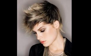 Odmładzające krótkie fryzury