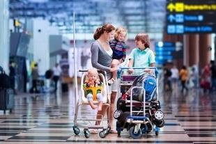 Porównanie ofert linii lotniczych dla podróżujących z dziećmi