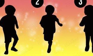 Test psychologiczny: które z tych dzieci jest dziewczynką?