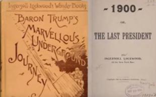 Powieści z 1896 roku opisują Trumpa? - prorocza książka z XIX wieku?
