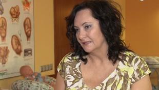 Jeannette Kalyta: Kobieta jest w stanie urodzić bez znieczulenia