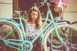 4 typy rowerzystek. Którą z nich jesteś?