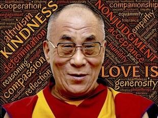 18 przykazań życiowych Dalajlamy