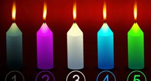 Wybierz swoją świecę i sprawdź, czego tak naprawdę pragniesz!