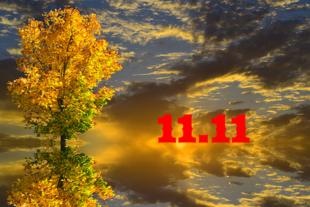 11 listopada - najbardziej magiczny dzień w roku. Wszystko można zacząć od nowa!