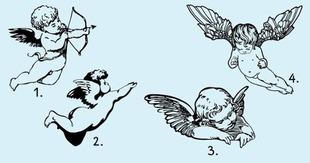 Test - wybierz swojego aniołka i sprawdź, co cię niebawem czeka!