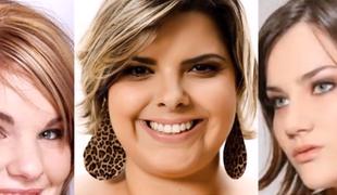 Jak wyszczuplić twarz fryzurą? - nowe propozycje