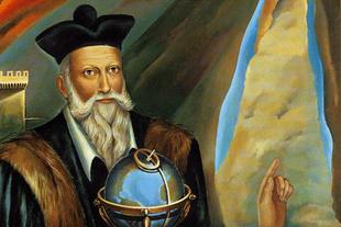 Przepowiednie Nostradamusa na 2018 rok