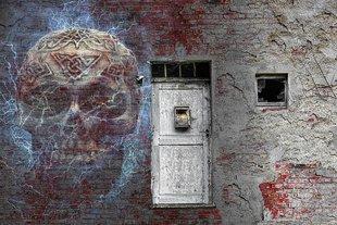 Domy, które krwawią