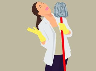 Jak sprzątać, żeby się nie zmęczyć?