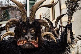 Bożonarodzeniowe demony