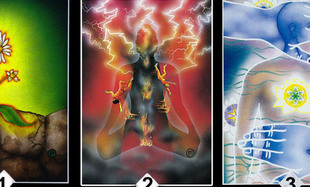 Wybierz kartę, która robi na tobie wrażenie i sprawdź, w jakim momencie życia jesteś