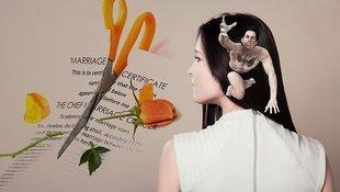 Wykształcone kobiety częściej decydują się na rozwód w społeczeństwach, gdzie rozwody są rzadkie