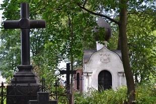 Tajemnice Cmentarza Smoleńskiego