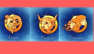 Horoskop 2018 - Baran, Byk, Bliźnięta