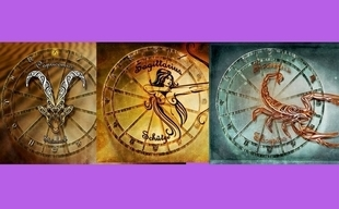 Horoskop 2018 - Koziorożec, Strzelec, Skorpion