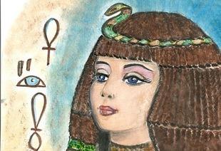 Kleopatra - najbardziej wpływowa kobieta starożytności